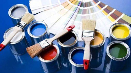 انواع نقاشی ساختمان در کیش