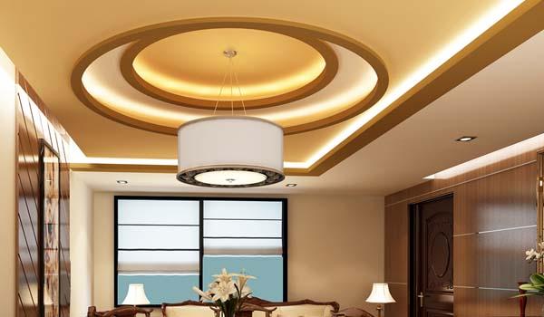 روشنایی سقف کاذب برای محیط روشن چگونه است؟