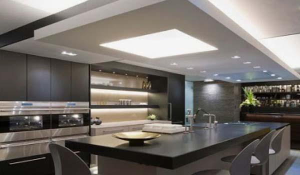 اجرای کناف آشپزخانه