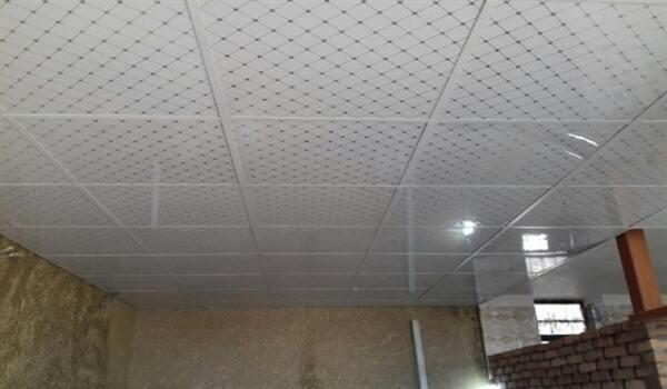 اجرای سقف کاذب pvc در کیش