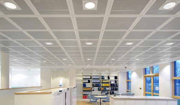 سقف کاذب آلومینیومی چیست؟