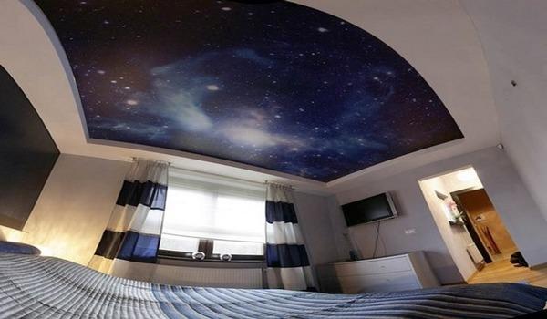 سقف کاذب طلقی اتاق خواب