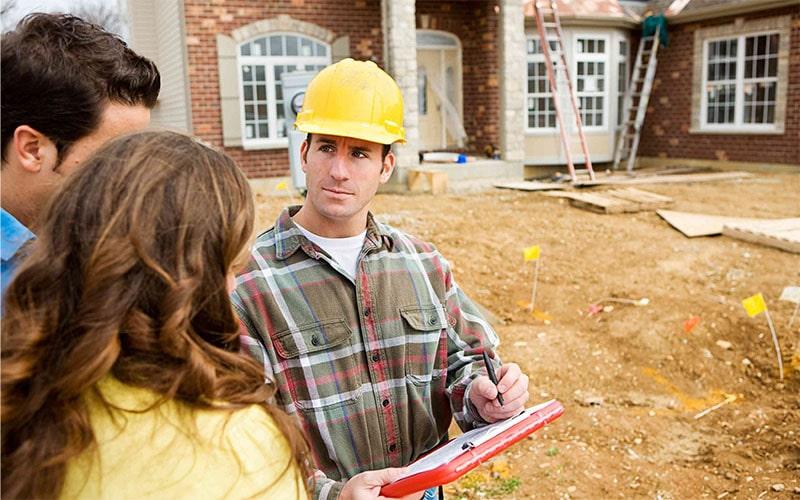 پیمانکار بازسازی ساختمان